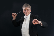 slideshow with photos of WSO conductor and players